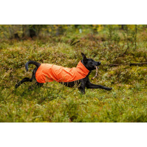 Lucky softshell-jacka orange
